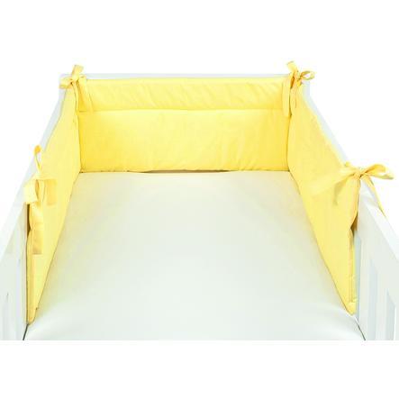 SONNE chen Nest Uni 32x210 cm żółty