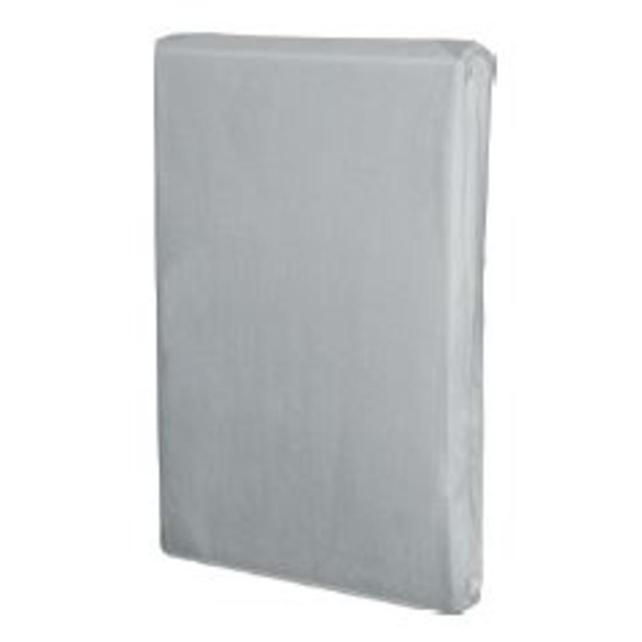 fillikid Spannleintuch grau 90 x 40 cm