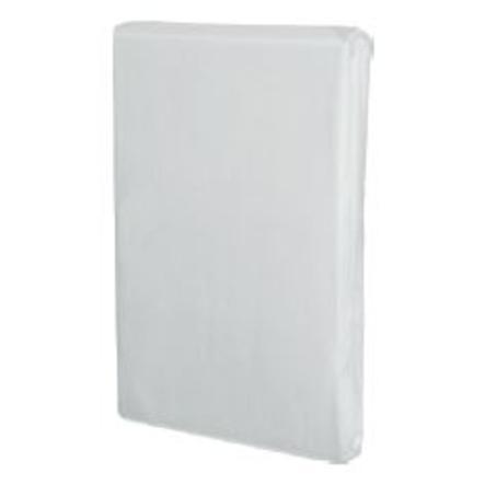 fillikid montert ark hvit 90 x 40 cm