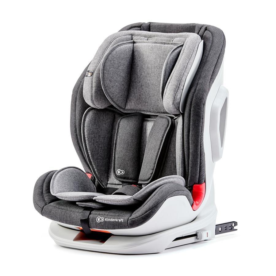 Kinderkraft Autostoel Oneto 3 black/grey