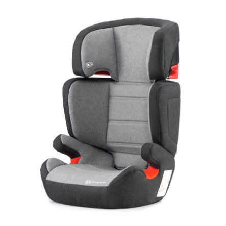 Kinderkraft Silla de coche Junior Fix gris