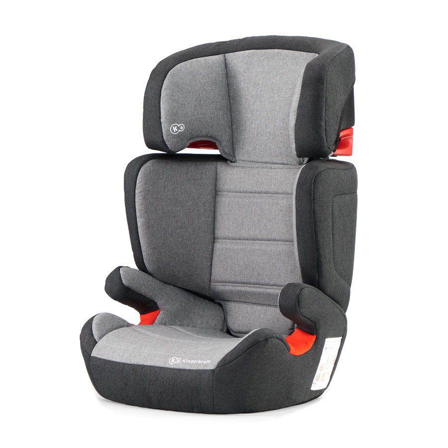 Kinderkraft Autostoel Junior Fix grey