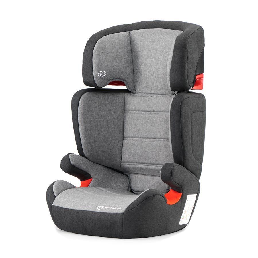 Kinderkraft Seggiolino auto Junior Fix grey