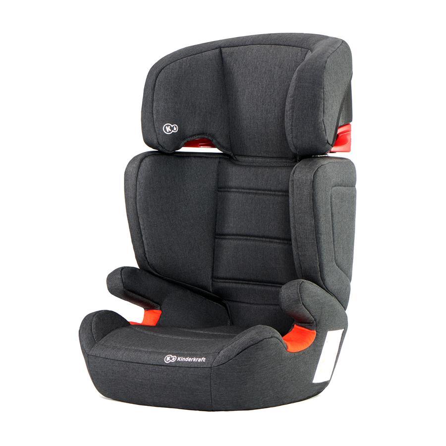 Kinderkraft Autostoel Junior Fix black