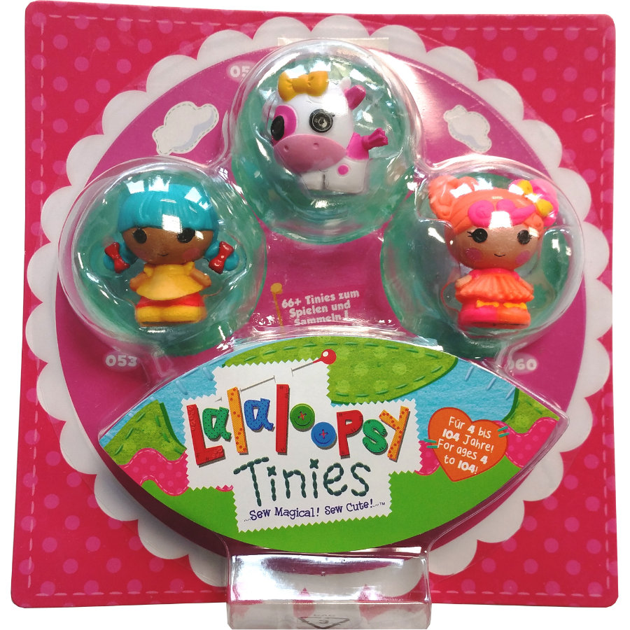 Lalaloopsy TINIES™ - 3er-Pack, Design 4