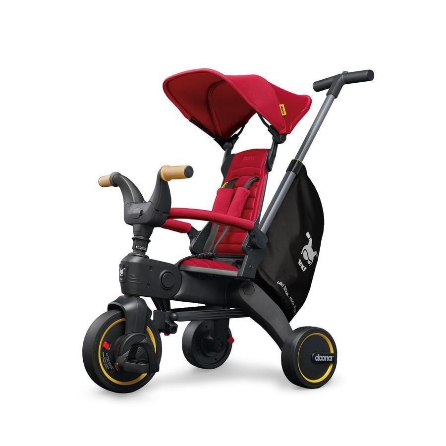 doona™ Triciclo Liki S5 - Flame Rojo