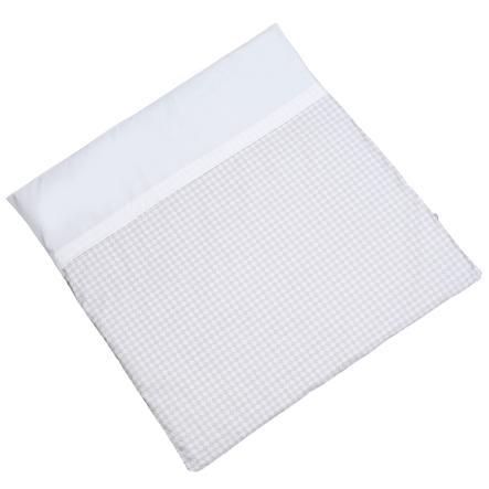 Hartan oboustranné ložní prádlo bellybutton Silver Cloud (646)
