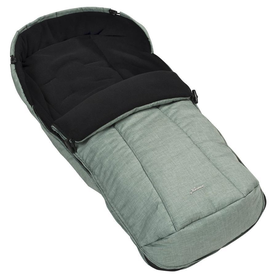 Hartan Fußsack für Sitzeinheit GTX Jade Teddy (617)