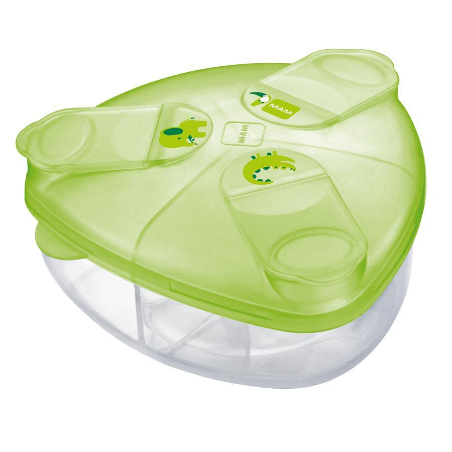 MAM Milchpulver-Portionierer grün