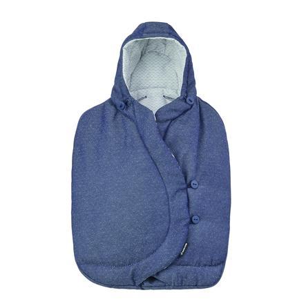 MAXI COSI Fußsack für Babyschalen Sparkling Blue