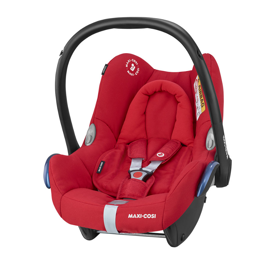 MAXI COSI Babyskydd CabrioFix Nomad Red