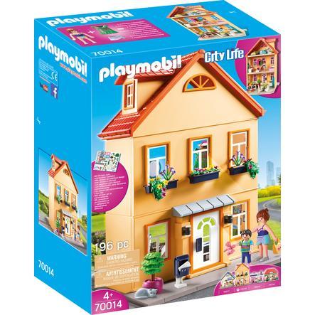 PLAYMOBIL® City Life Mein Stadthaus 70014