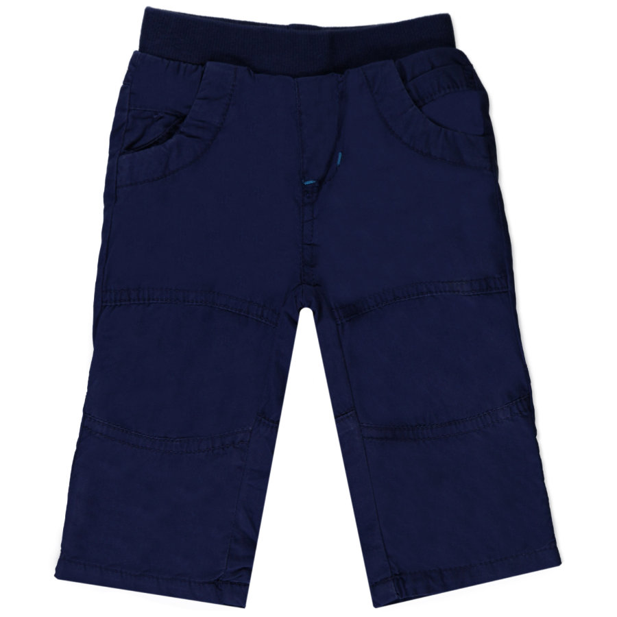 TRICKY TRACKS Boys Mini Pantalone Cargo, blueprint
