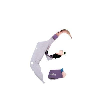 Porte-bébé Smart Carrier Blueberry lilas