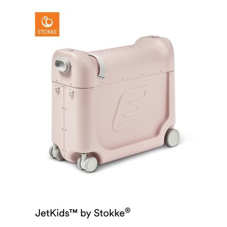 JetKids by Stokke® Lit bébé valise avion BedBox limonade rose