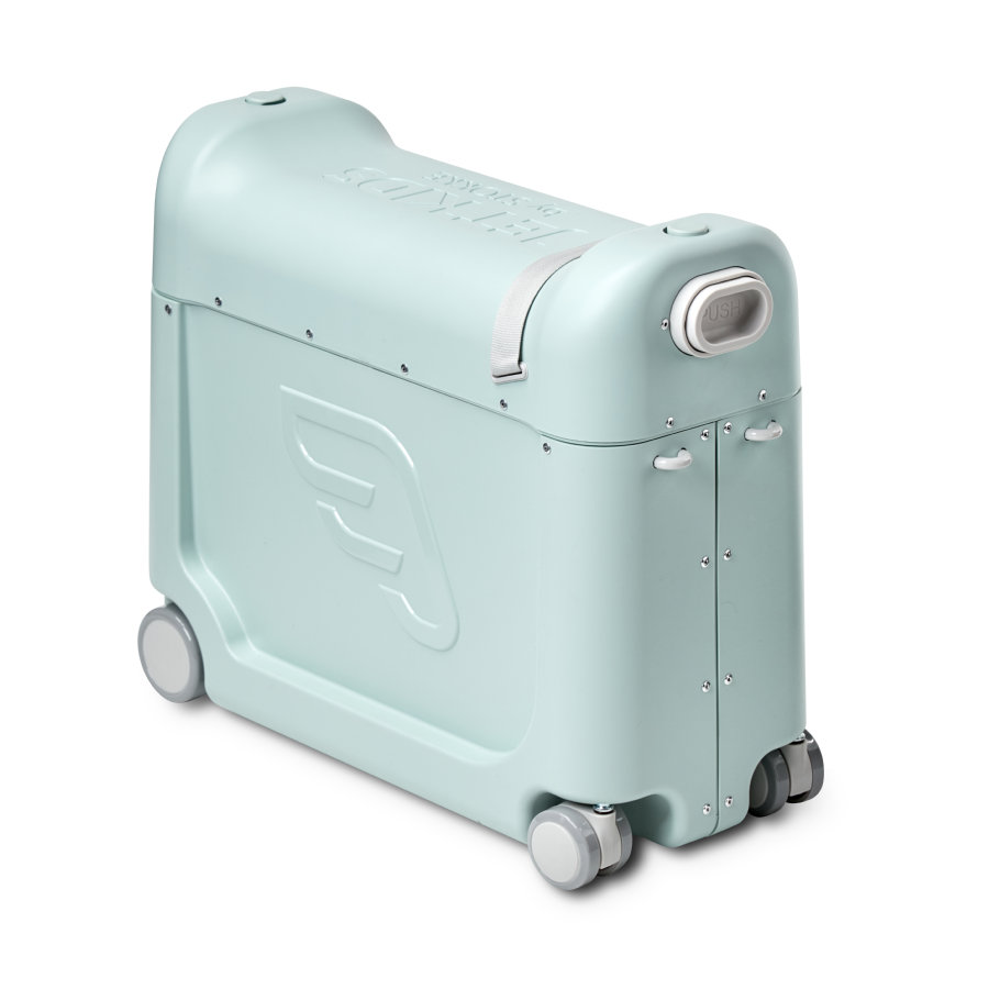 JetKids by Stokke® RideBox Green Aurora / zelená