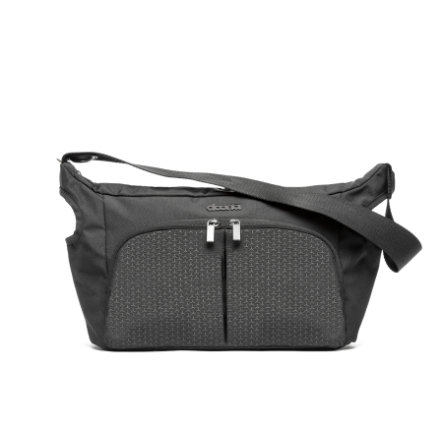 DOONA Pusletaske Essentials Nitro Black / sort