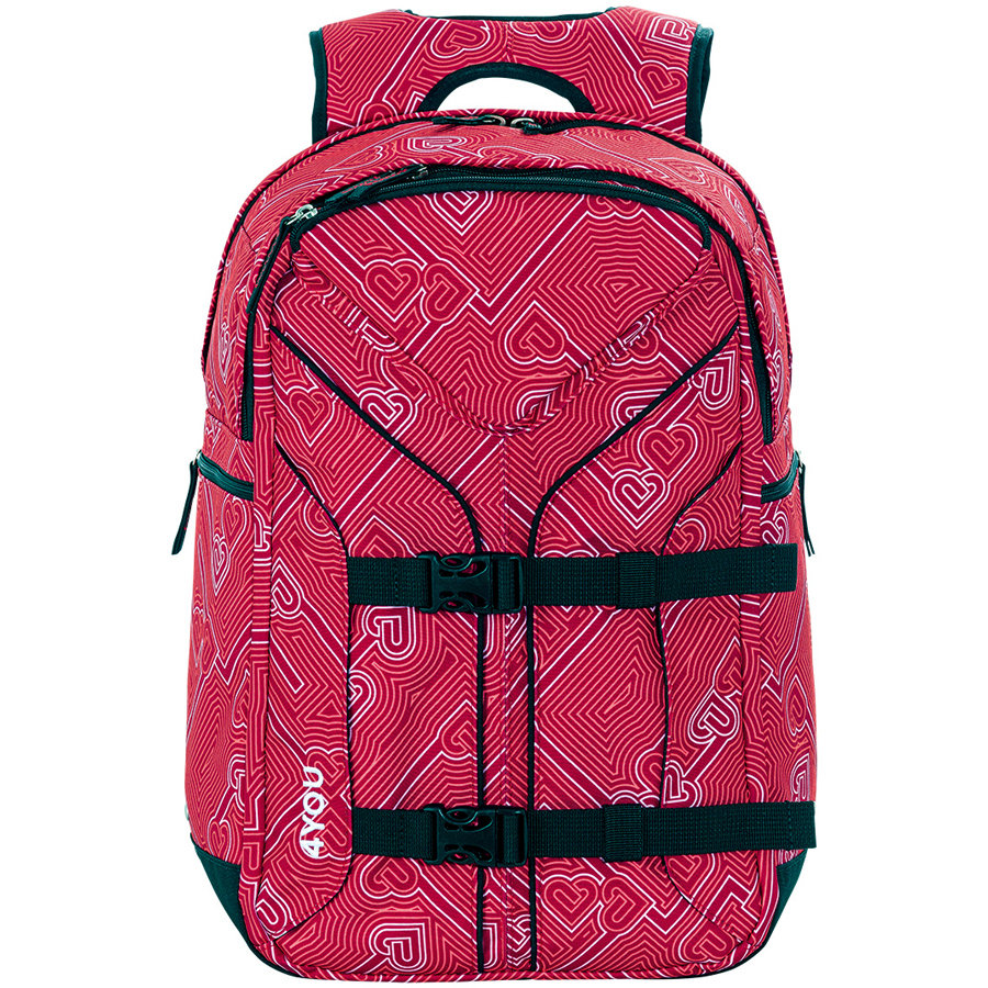 4YOU Flash RS Backpack Boomerang Sport, 445-45 Heartlines
