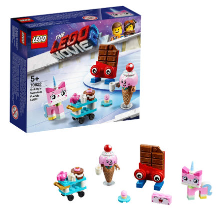 LEGO® The LEGO Movie™ 2 Les meilleurs amis d'Unikitty 70822