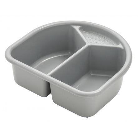 Rotho Babydesign Waschschüssel TOP stone grey