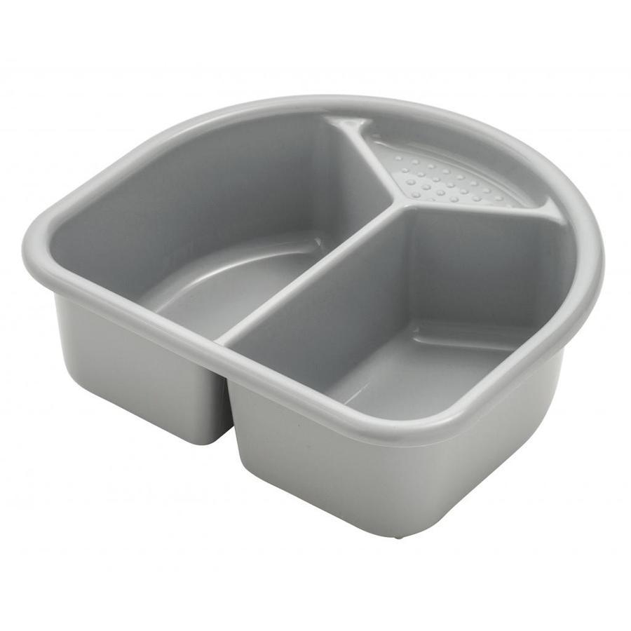 Rotho Baby design  Tazón de lavado TOP stone grey