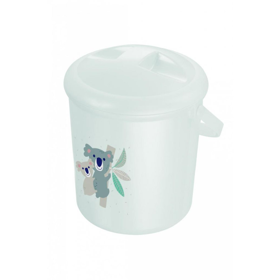 """""""Rotho Baby design plenka Bucket Bella Bambina bílá """"""""Koala family"""""""""""""""