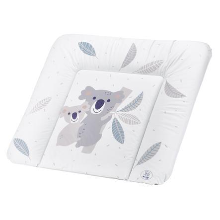 rotho babydesign Wickelauflage Koala weiß 72 x 85 cm