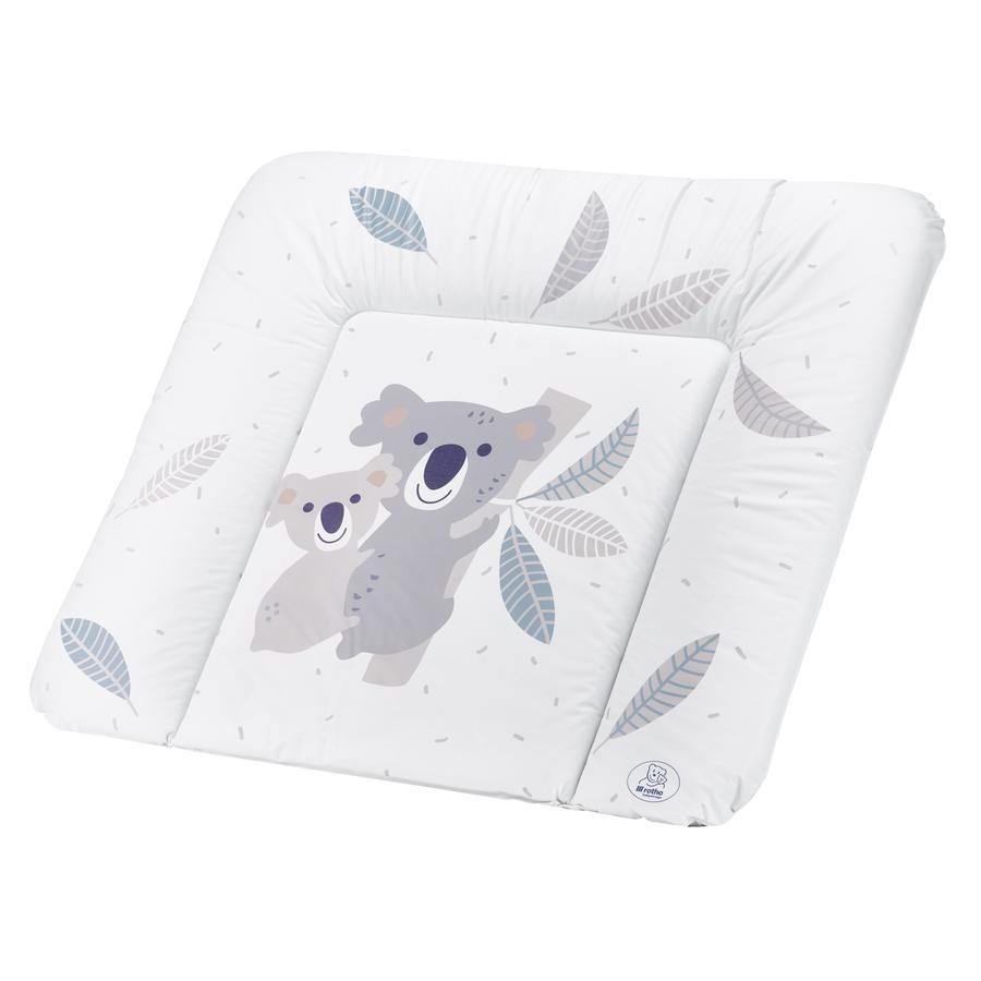 Rotho babydesign Matelas à langer koala blanc 72x85 cm