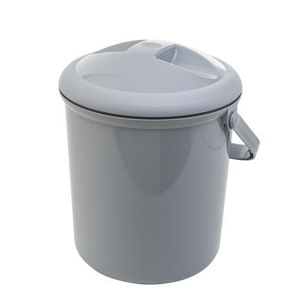 Rotho Baby design plenka kbelík Bella Bambina kámen šedá