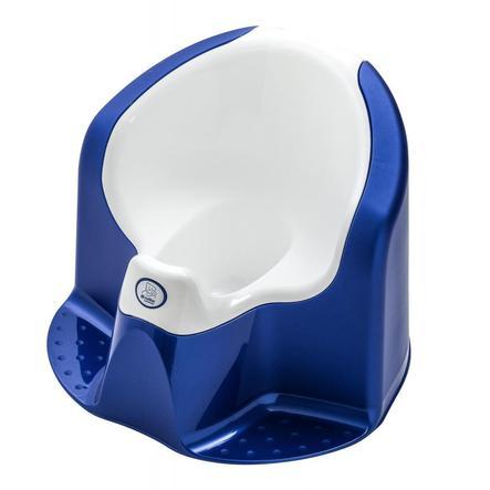 Rotho Baby design Dětský hrnec TOP Xtra královská modrá perla / bílá