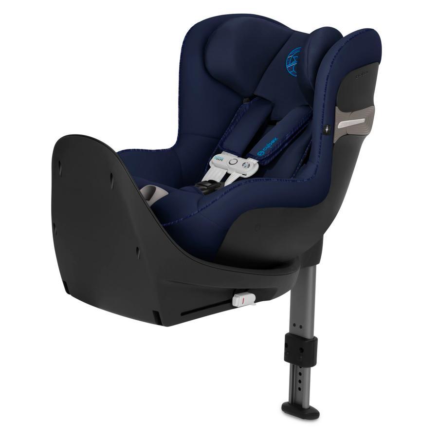 cybex GOLD Silla de coche Sirona S I-Size incluye Sensorsafe Indigo Azul