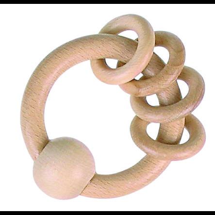 HEIMESS nature Pinza 4 Ringe