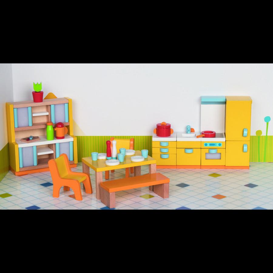 goki Kuchyňský nábytek pro panenky