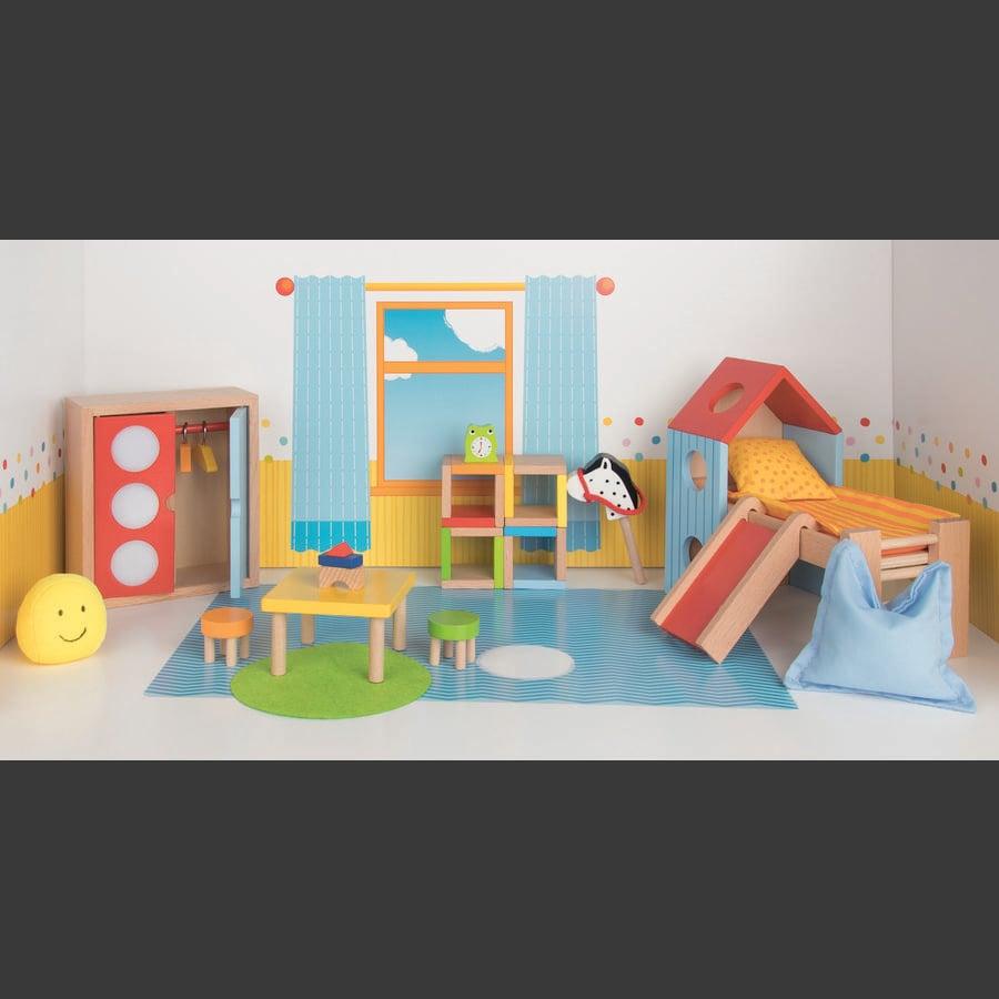 goki Dětský pokoj pro panenky
