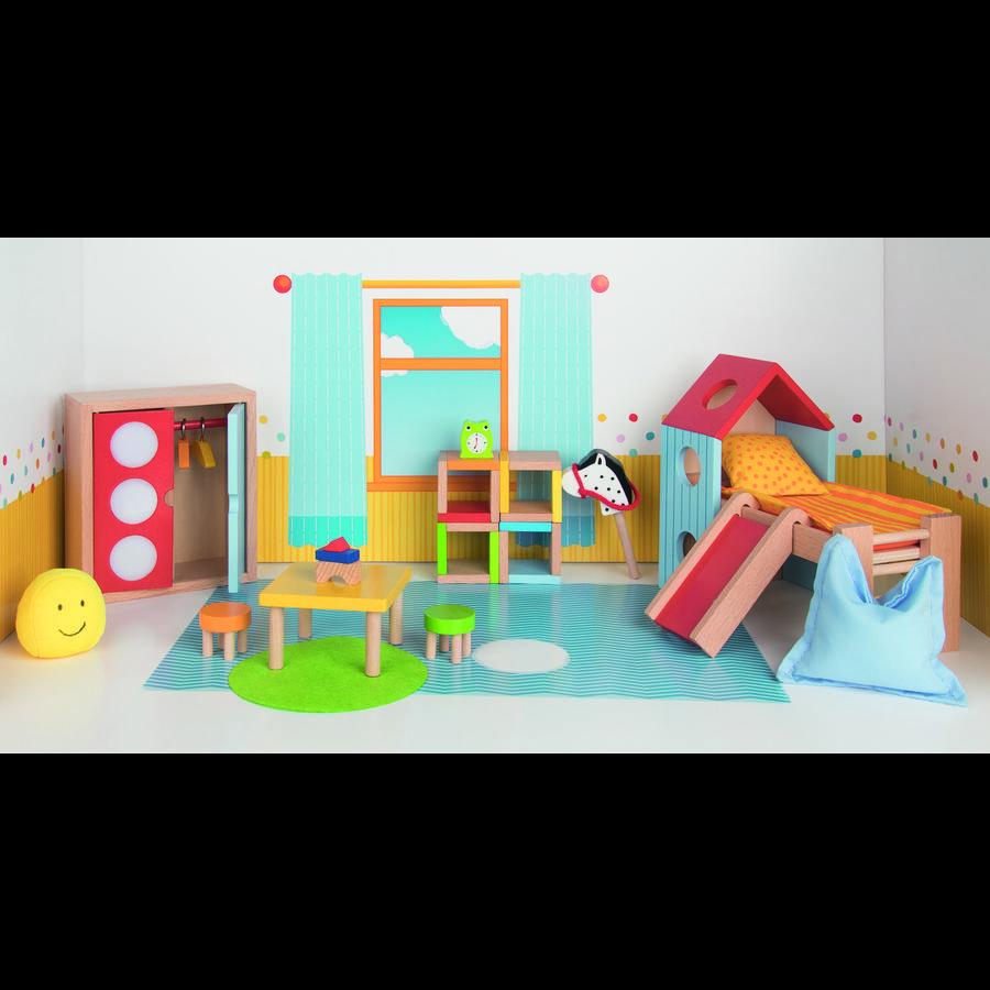 goki Meubles de poupée chambre d'enfant