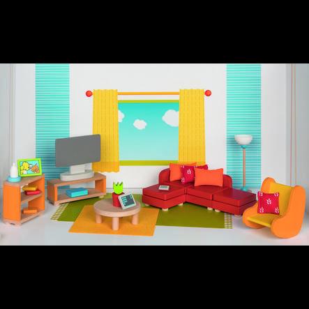 goki meuble de poupée salon