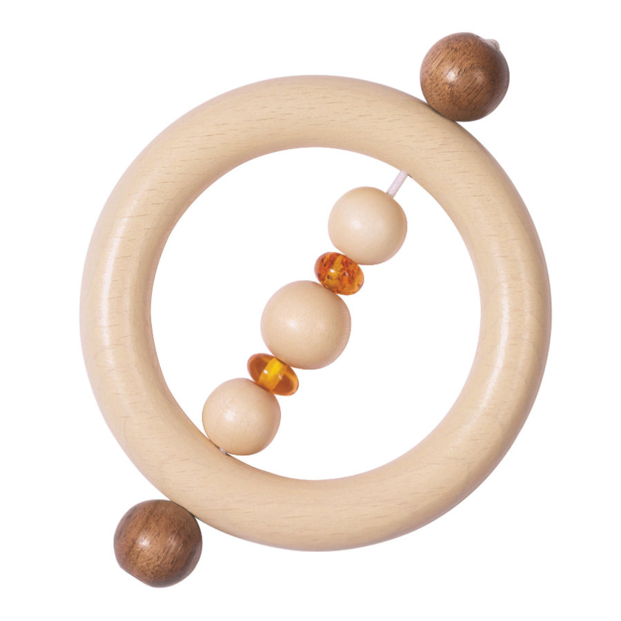 HEIMESS nature Gripping Toy Amber