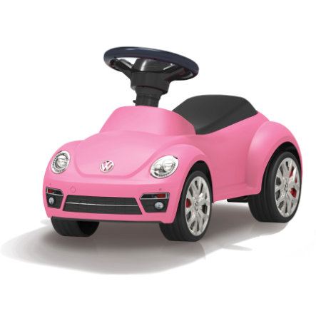 JAMARA Kids Rutscher - VW Beetle, pink