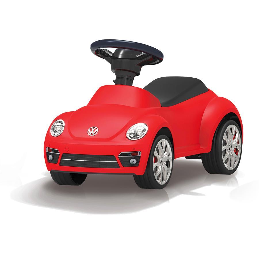 JAMARA Kids Rutscher - VW Beetle, rød
