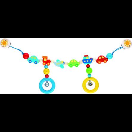 HEIMESS vehículos con cadena para cochecitos de bebé
