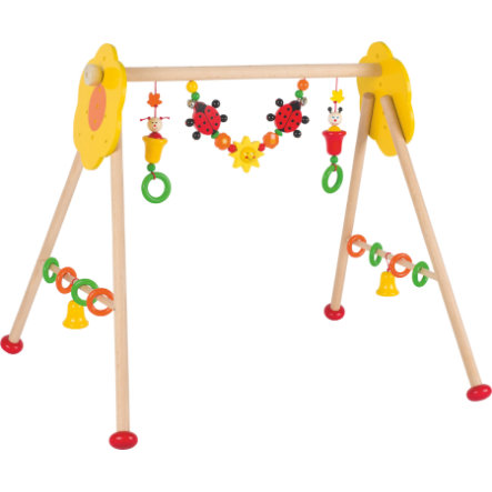 HEIMESS Baby -Fit play trainer flor e insectos