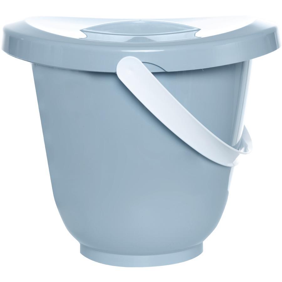 Luma® Babycare Papelera para pañales azul celeste