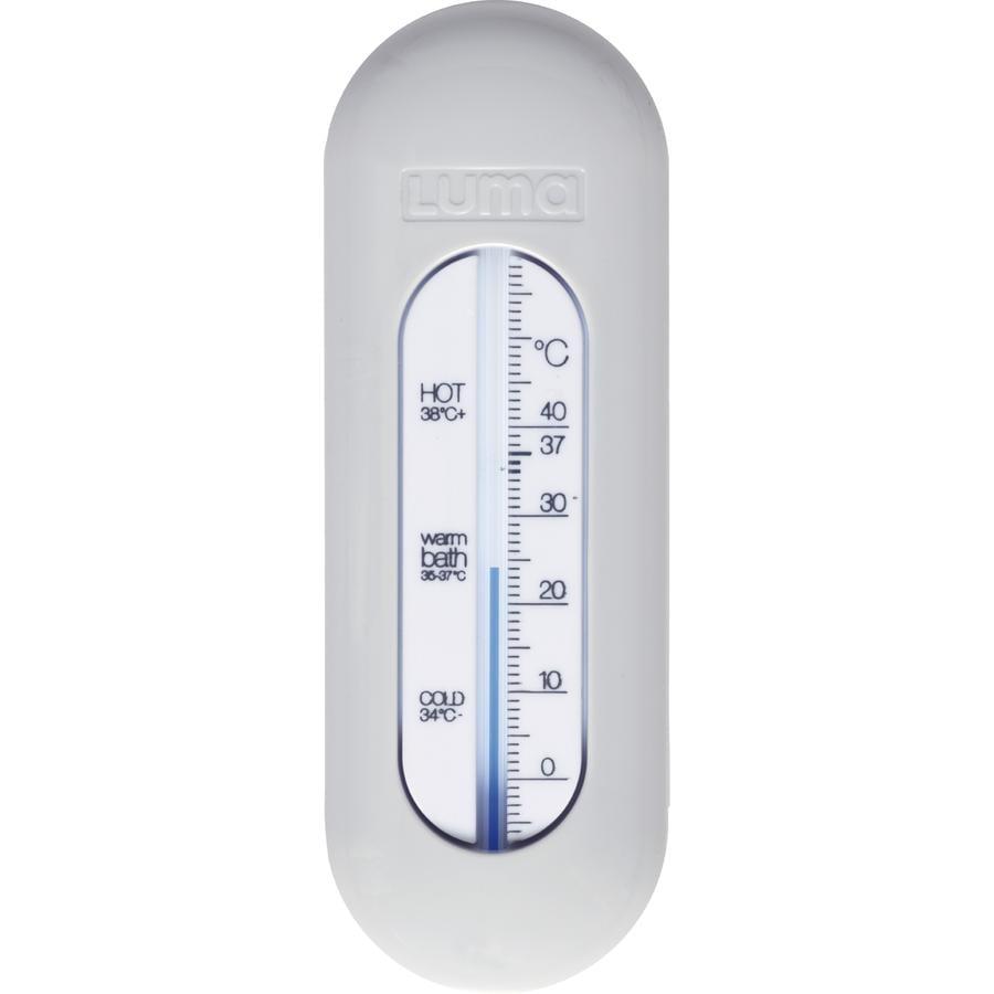 Luma® Babycare Thermomètre de bain gris clair