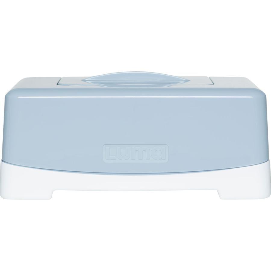 Luma® Babycare Boîte à lingettes bleu ciel