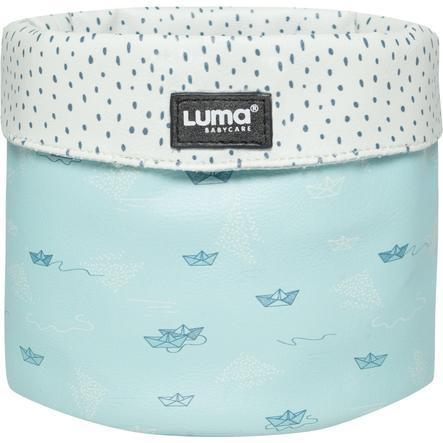 Luma® Babycare Pflegekörbchen Paper Boats small