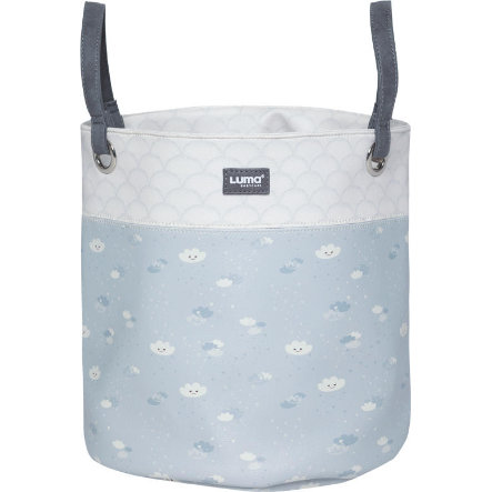 Luma® Babycare Speelgoedmand Medium Lovely Sky