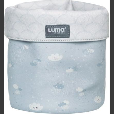 Luma® Babycare Cestino per la cura del bambino Lovely Sky small