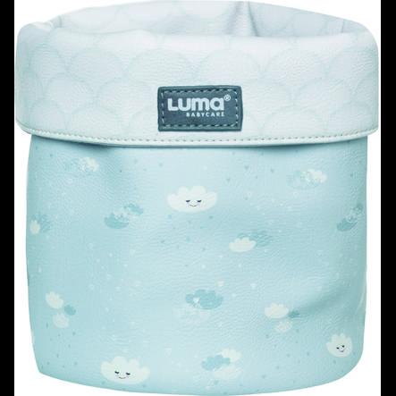 Luma ® Babypleie Omsorg Deilig kurv Himmel LITTLEn