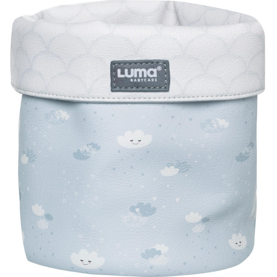 Luma® Babycare Panier de rangement à langer Lovely Sky small