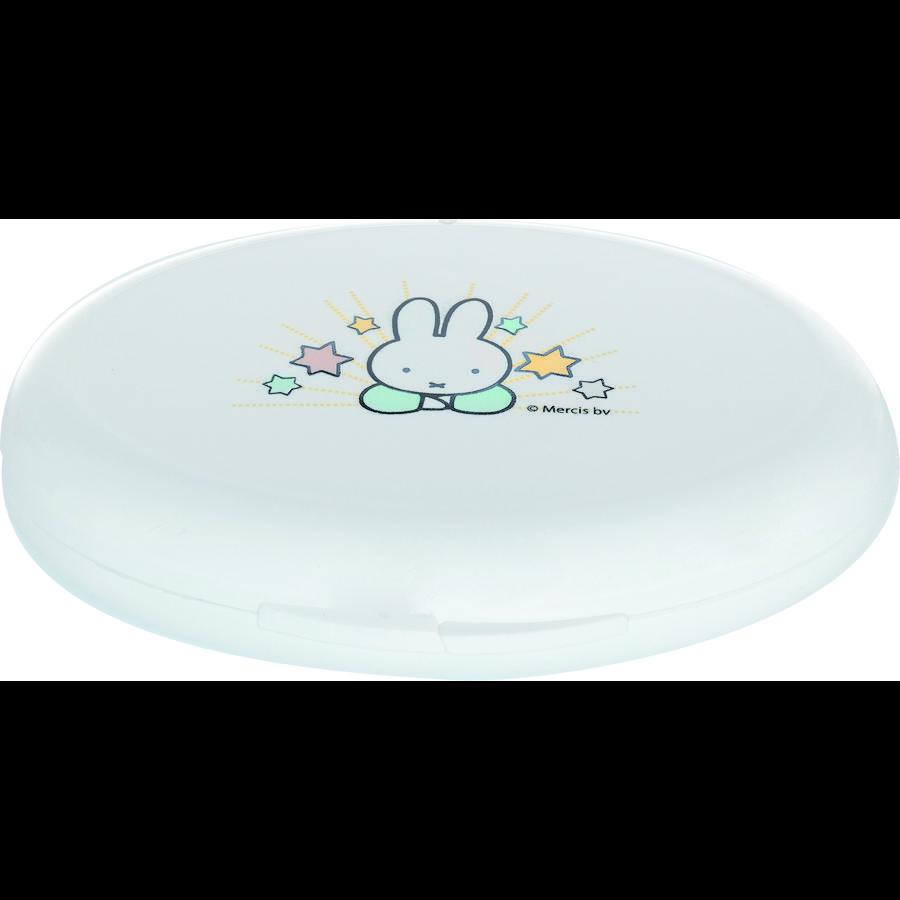 bébé-jou® Baby Manikürset Miffy weiß